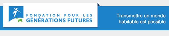 (En-tête) Fondation pour les Générations Futures - Transmettre un monde habitable est possible