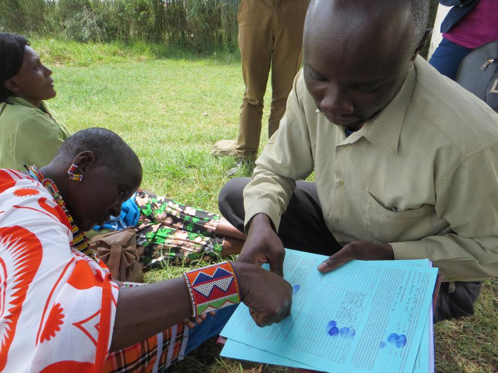 thesis on microfinance in kenya