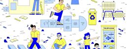 Illustration Master Design Innovation sociale