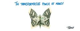 De transformatieve kracht van geld