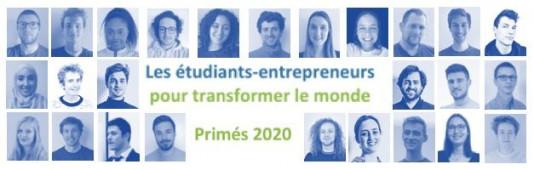 Les étudiants entrepreneurs pour changer le monde