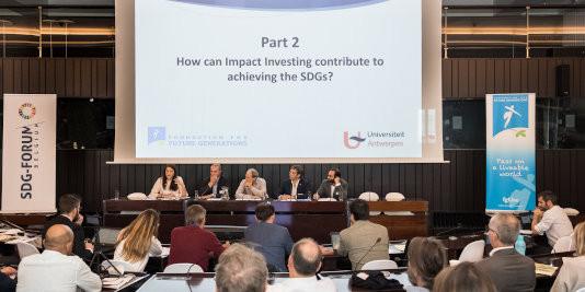 SDG-Forum Impact Investing workshop