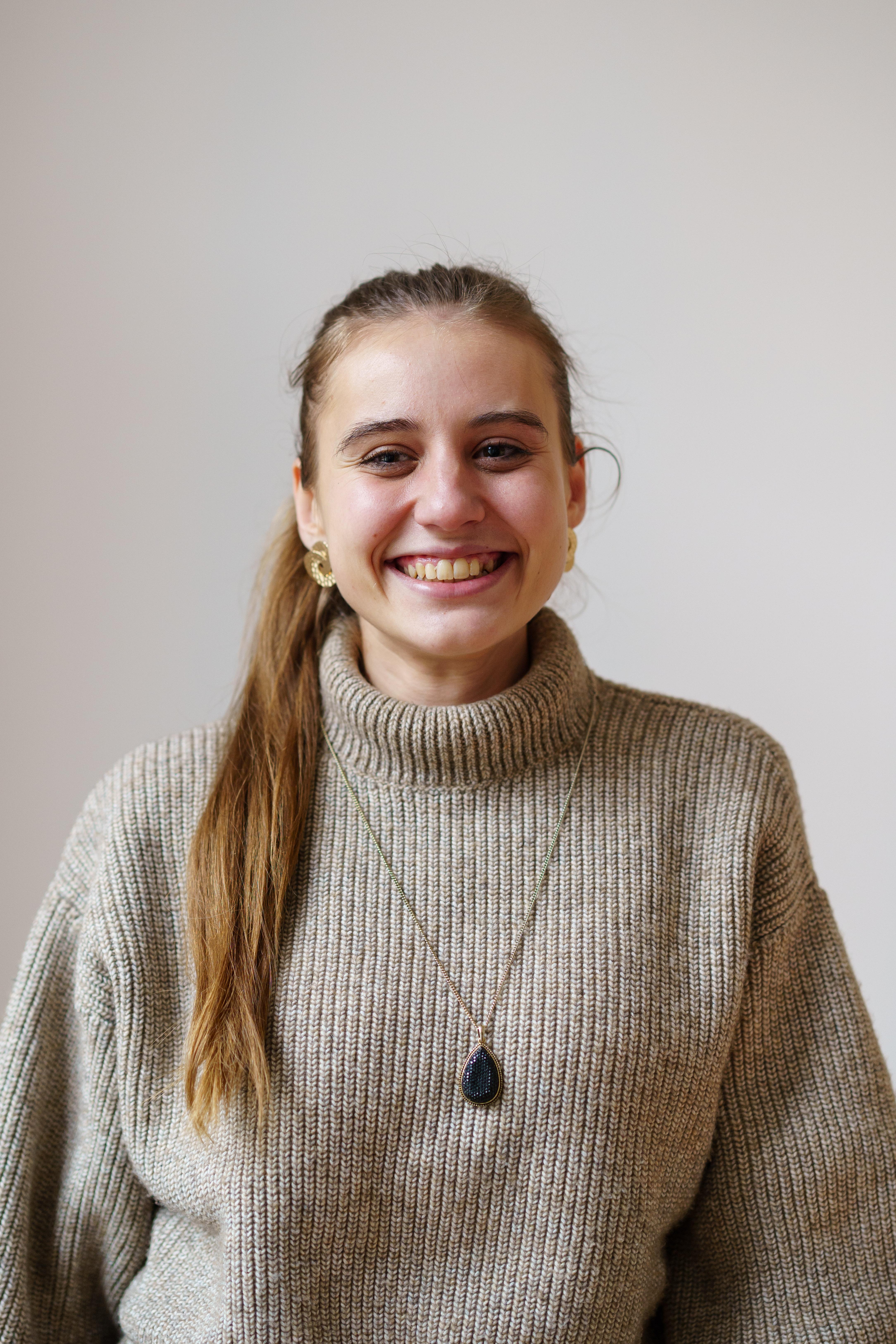 Portrait Julie Delvoye