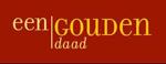 Logo Een gouden daad