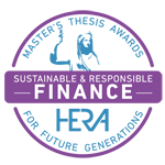 Logo Master Thesis Award for Future Generations - Sustainable & Responsible Finance