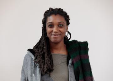 Portrait Krystel Mayenga