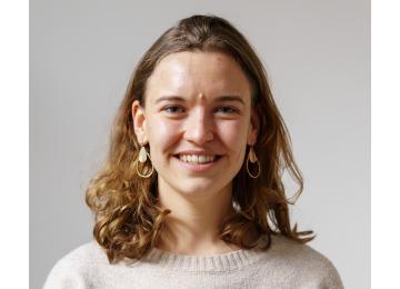 Portrait Isaline Thirion