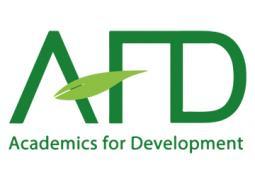 Logo Academics for Development