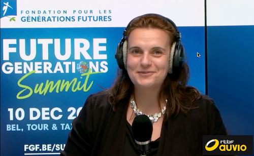 Future Generations Summit - RTBF