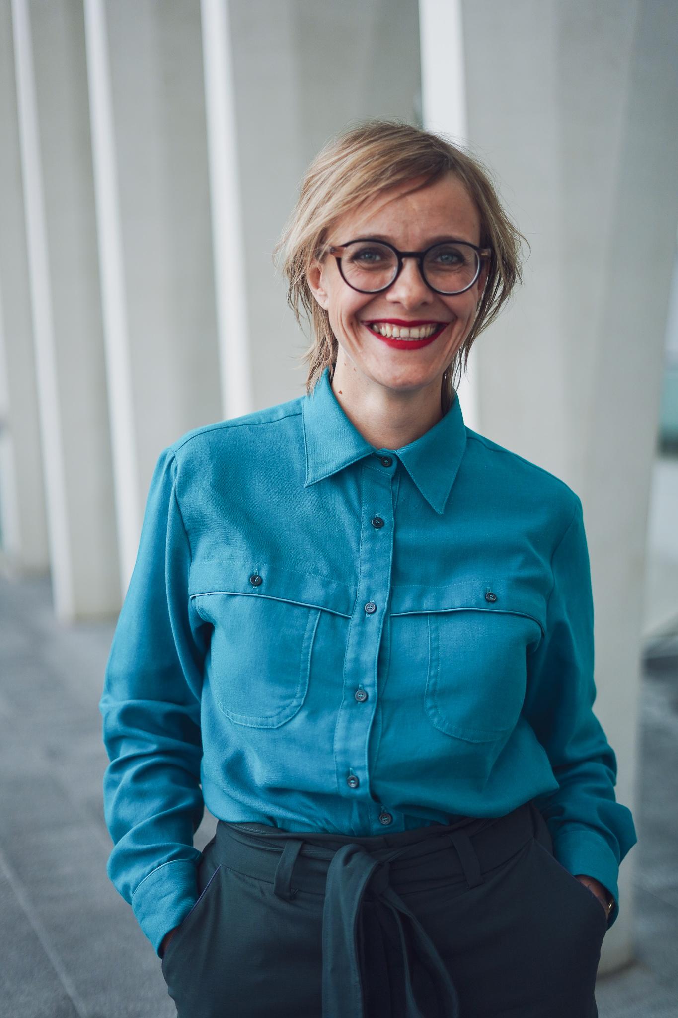 Portrait Clio Brzakala