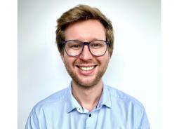 Portrait Maxime Schurmans