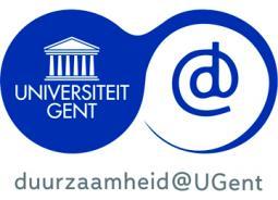 Logo - Duurzaamheidskantoor UGent